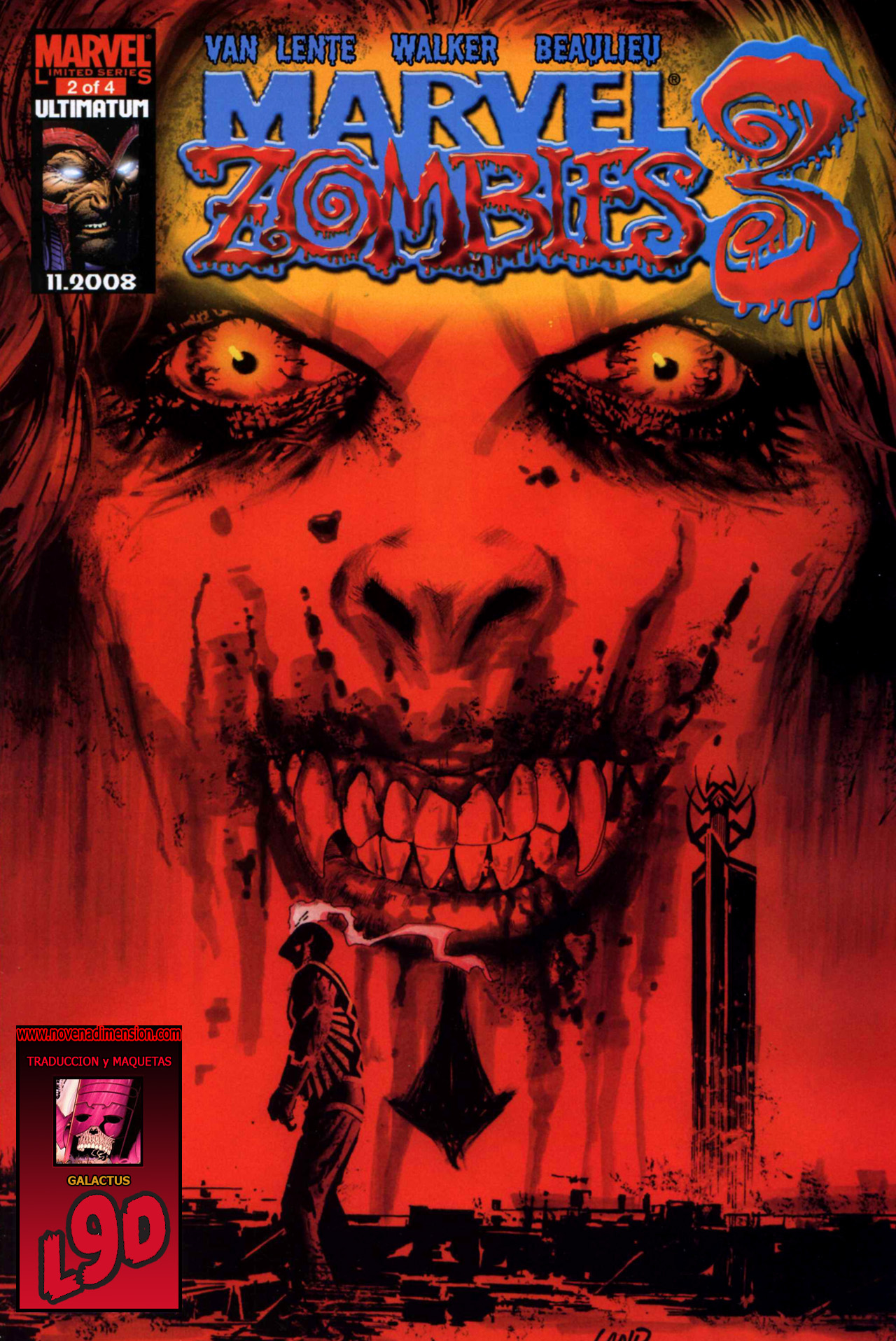 Marvel zombies iii 03