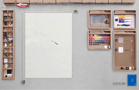 Adobe Photoshop CS4 ads by Bates141