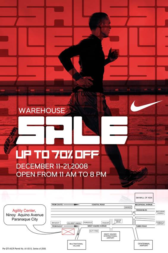nike discount sale