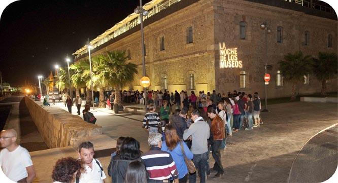 Cartagena responde a la llamada de los museos
