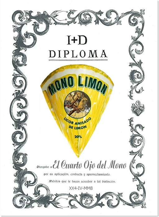 Diploma (I D El Cuarto Ojo del Mono)-ROXIO-JPEG-