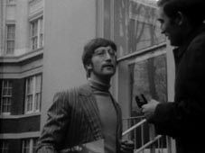 John Lennon arriving at EMI - Reporting '66