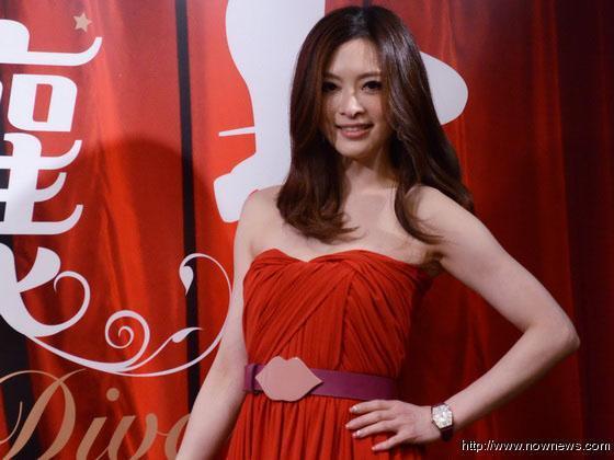 台湾舞娘 上映在即 刘真红裙洋装苦练舞技
