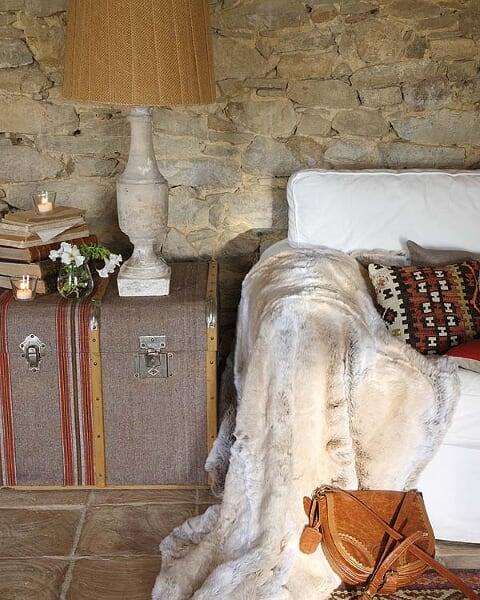 Una antigua casa de campo rehabilitada
