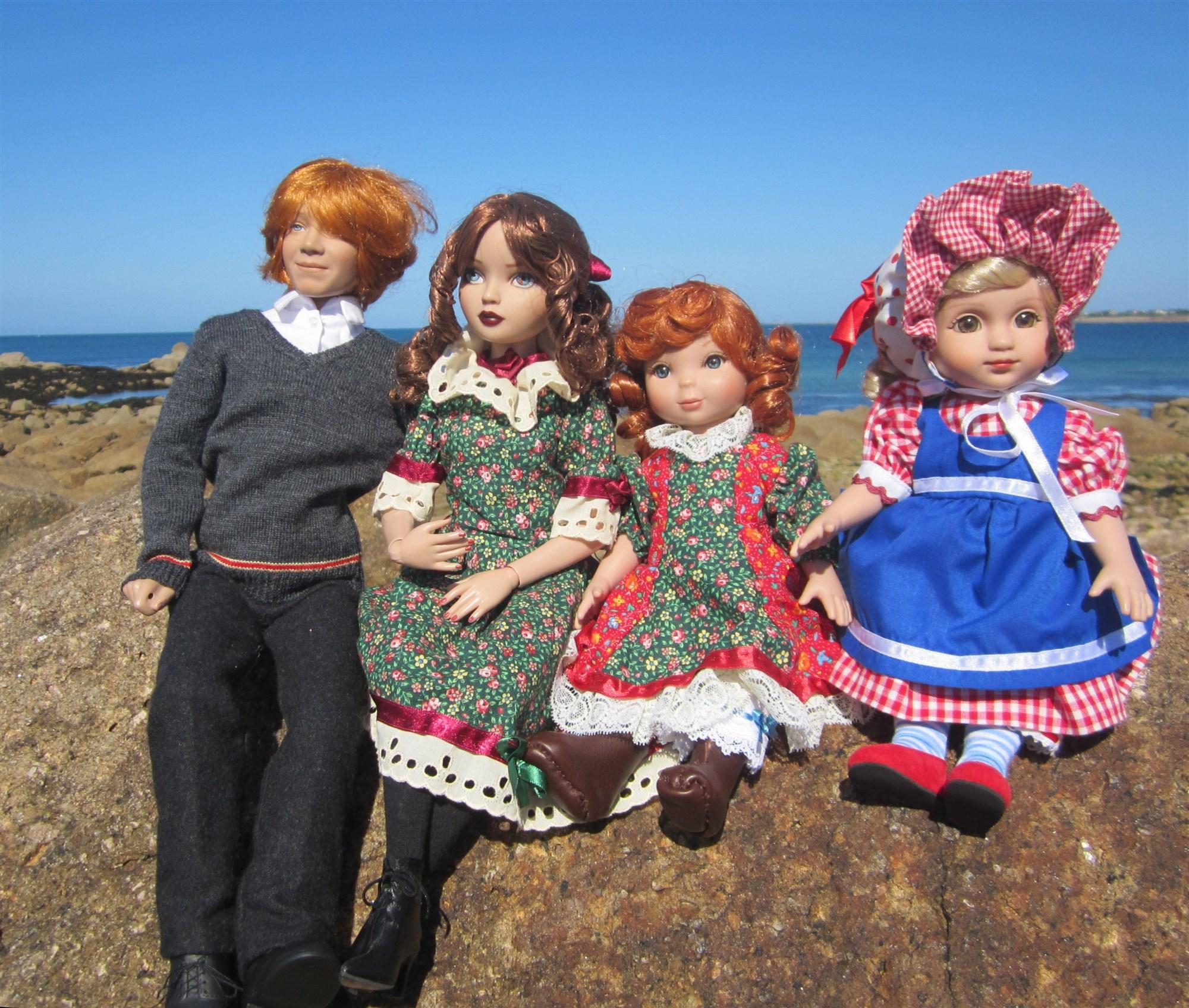 THEME DE JUILLET AOUT 2013 : ELLO et ses amies en vacances  IMG_1909