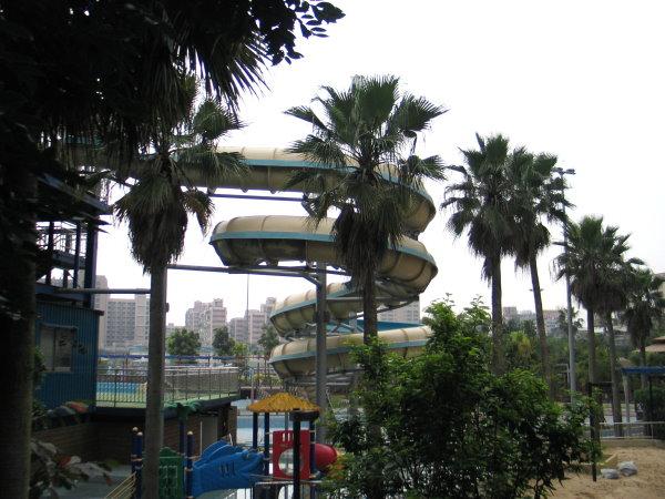 公館自來水園區