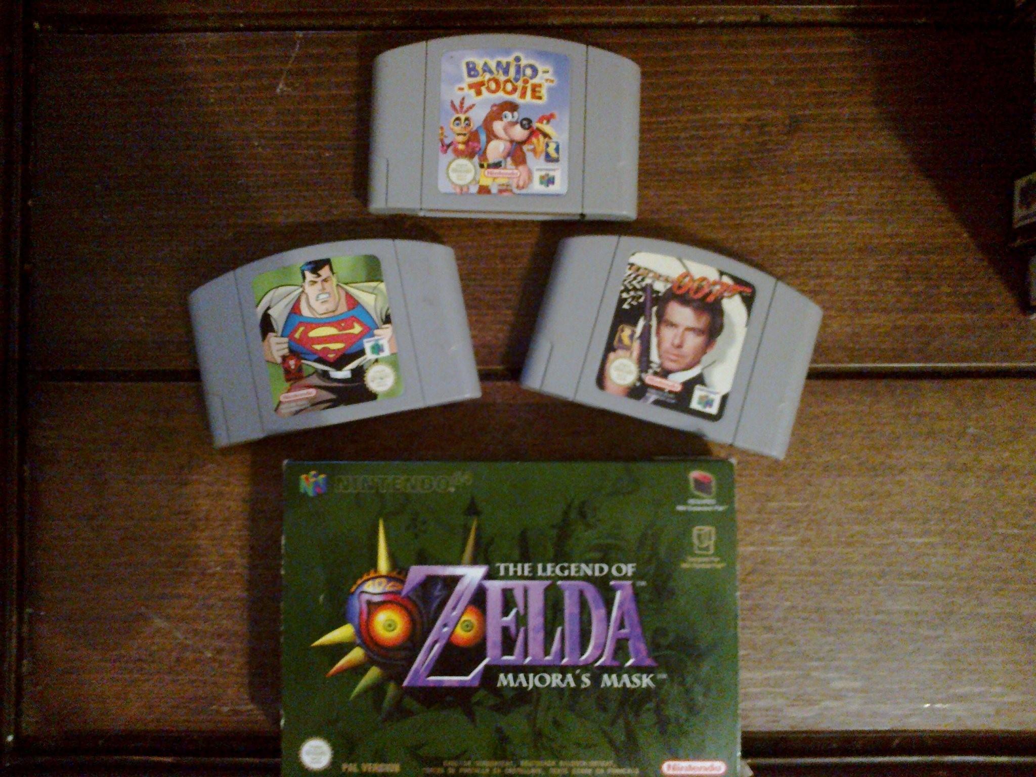 Ma Collection de Jeux vidéo Jeux%20N64%20bis