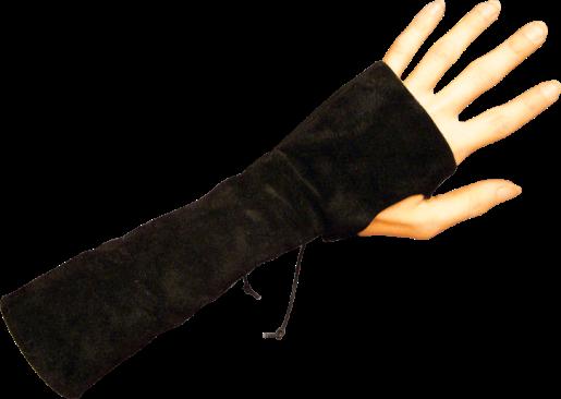 Armure Épique ! -Griffe Du Dragon Noir- Manche-ninja.3-3