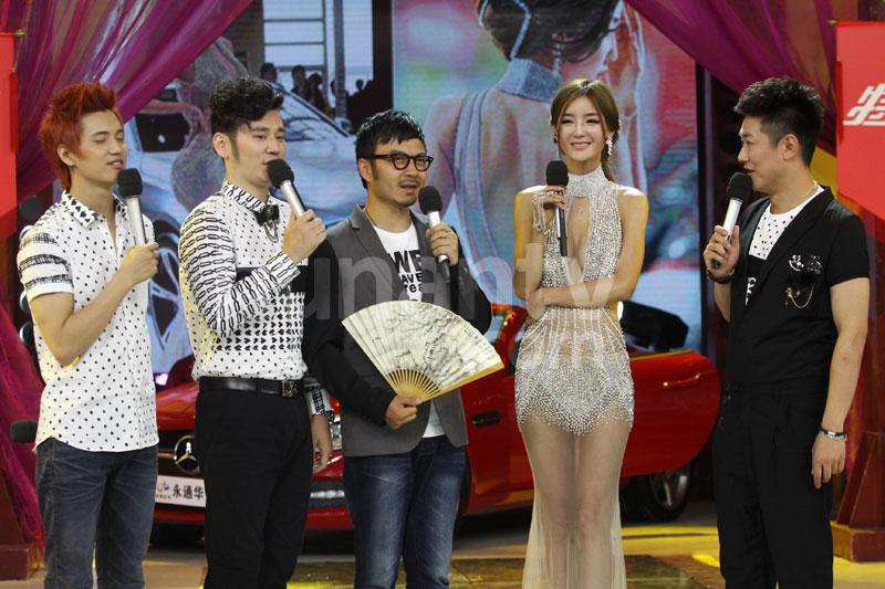 天天向上20120511 中国新生代最有价值导演 当红花样美男
