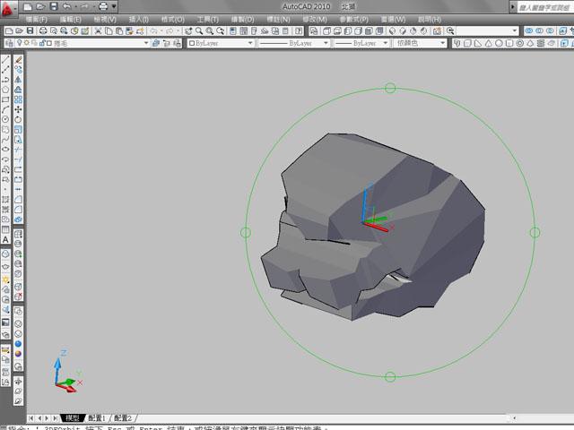 3D石獅子 015