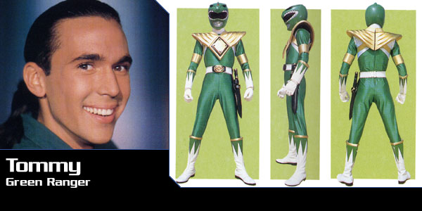 Mighty Morphin Power Rangers Tommy