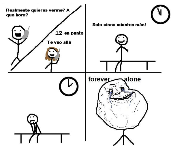 Forevere Alone T.T [Megapost]