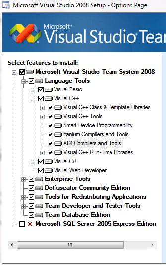 Microsoft Sql Server 2008 Express 64 Bit Basic Compiler