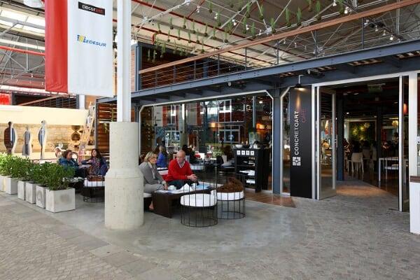 Casa FOA 2011: Concreto Art Café - FRATE Arquitectura