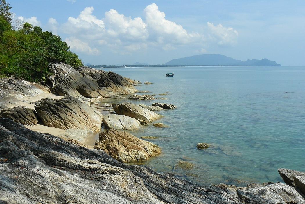 khanom,thailandia