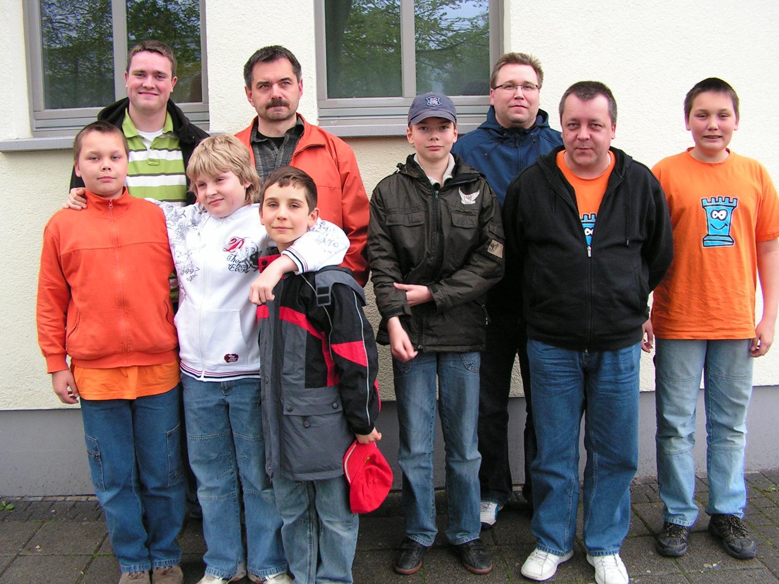 LEM Schnellschach 2010 Jugendschnellschachturnier Stralsund