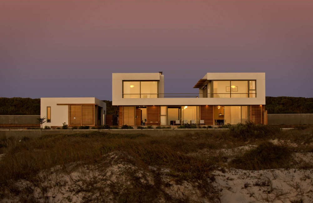 Casa en Big Bay - COA + Fuchs, Wacker Architekten