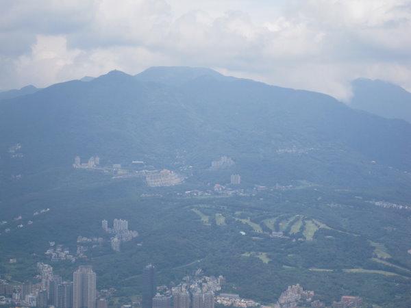 硬漢嶺步道