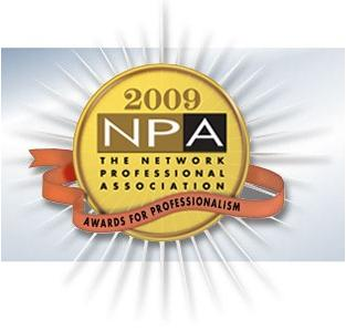 NPA badge