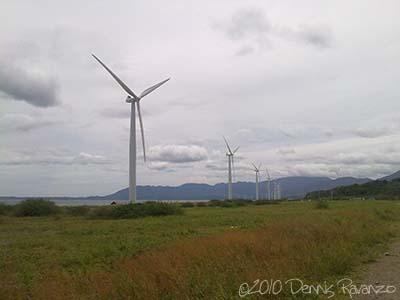 Bangui Windmills