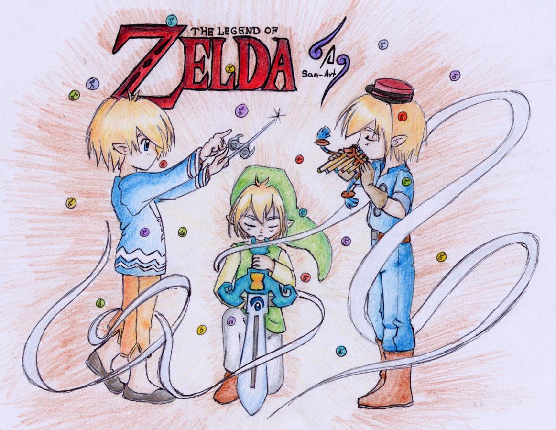 **:San-Art:** Zelda-concurso-final