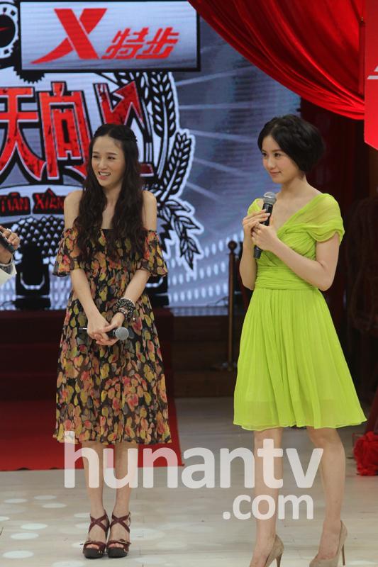 天天向上20120720 刘诗诗、陈乔恩惊艳来袭!头版红人,淡定法师再现原版