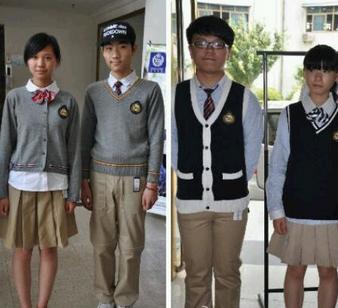 濮阳市一高校服
