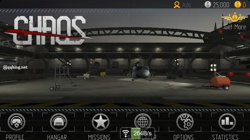 空战游戏直升机空战 CHAOS4.3.2发布,最逼真的空战游戏程序