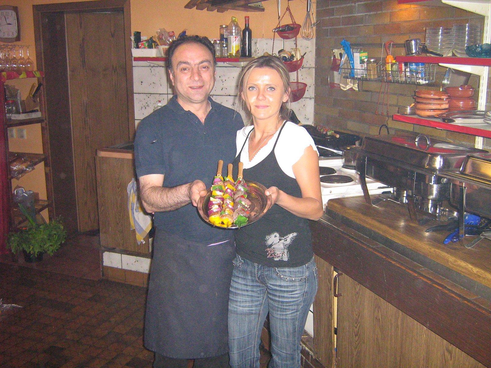 Serdar Akarsu und Aneta Novak-Brinkmann