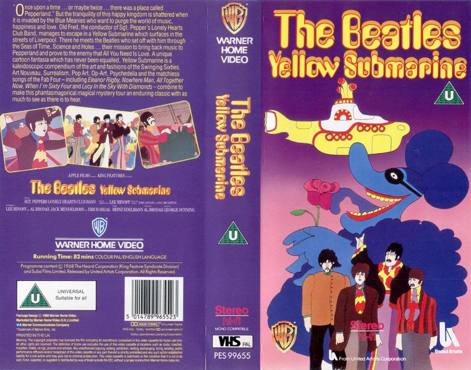 Yellow Submarine Movie 2012 Trailer 4 Jun 2012 Yellow Submarine