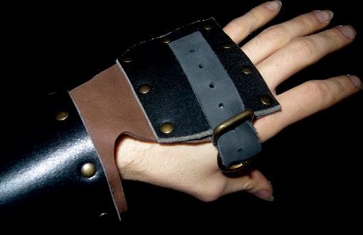 Armure Épique ! -Griffe Du Dragon Noir- Bracer1.4-1