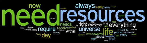 resources affirmations wordle