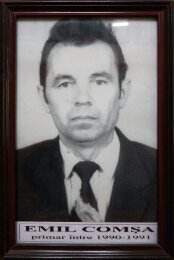 Emil Comsa - 1990-1991
