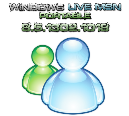 Windows live messenger portable 8.5