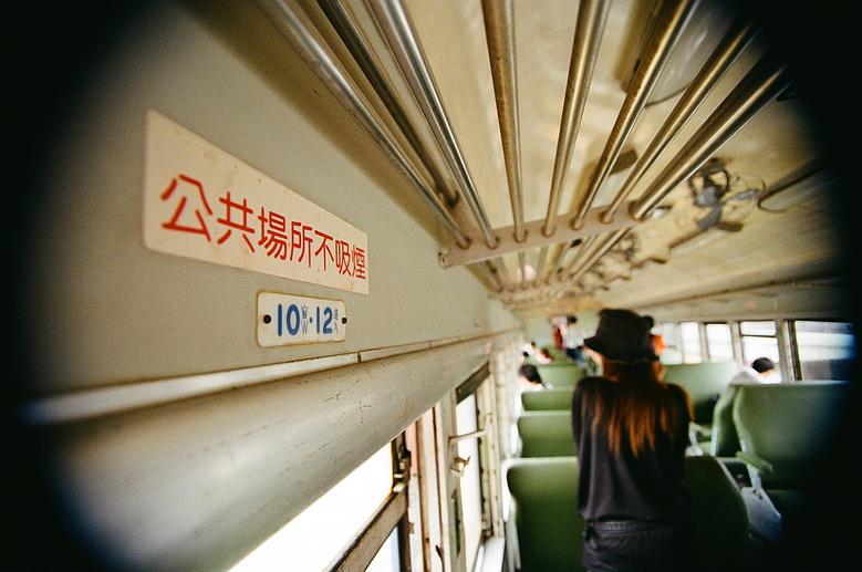 底片作品~風呼舞雩,壯遊鐵道~