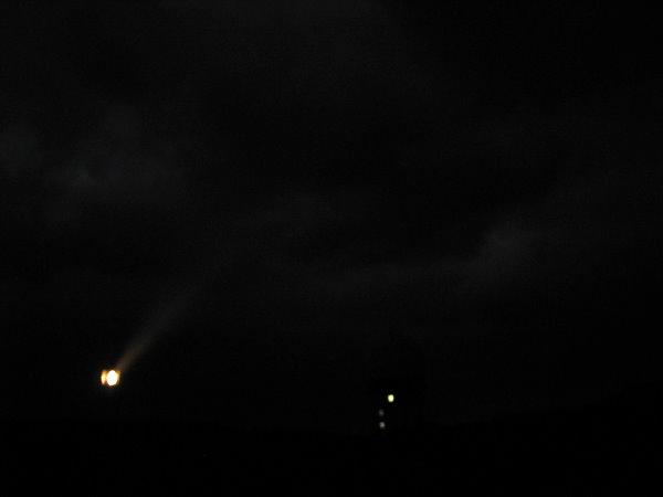 黑夜中的燈塔