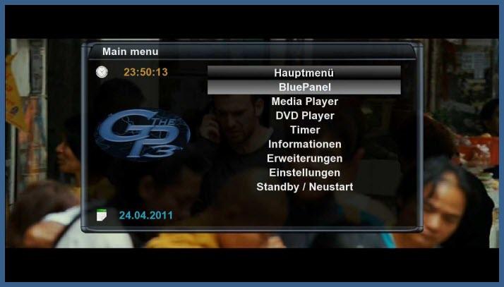 Skin E2-Egle_Black HD For GP3