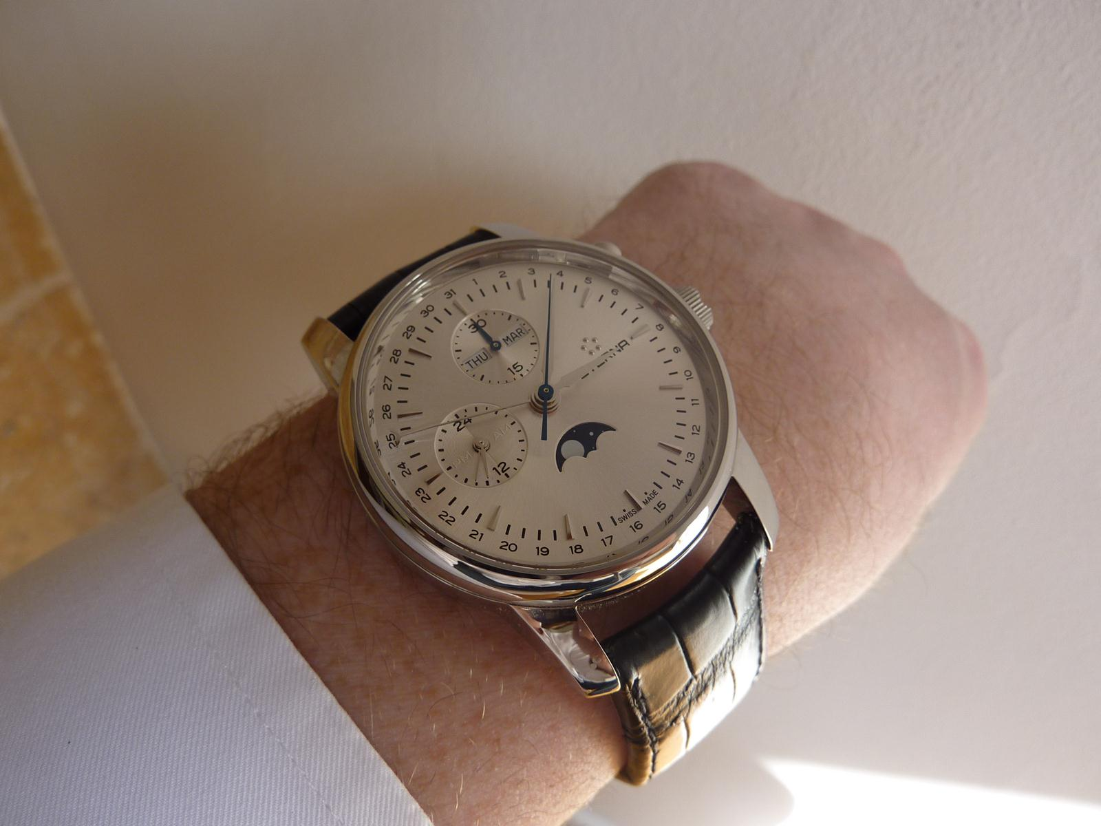 Eterna - Eterna Soleure Moonphase 002