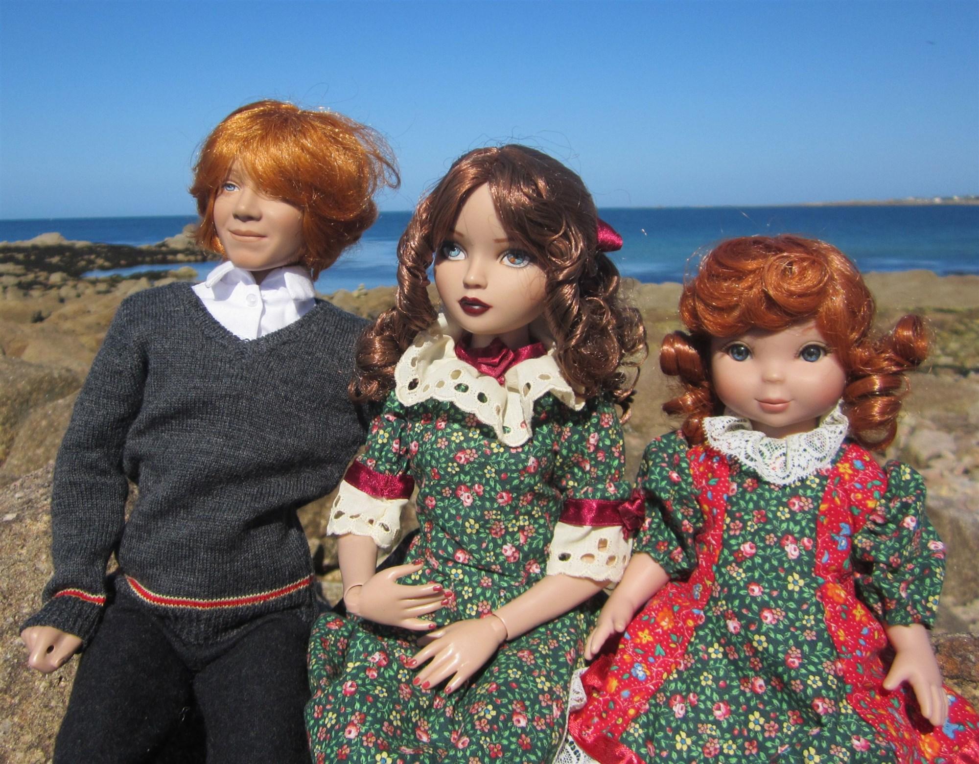 THEME DE JUILLET AOUT 2013 : ELLO et ses amies en vacances  IMG_1905