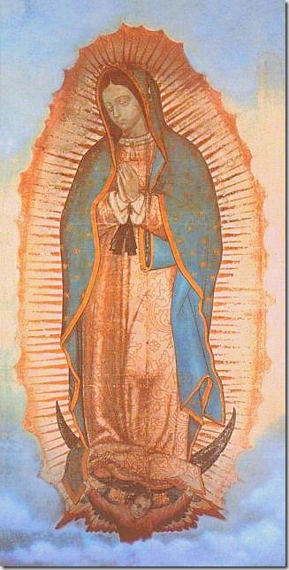 Señora del Cielo Theotokos