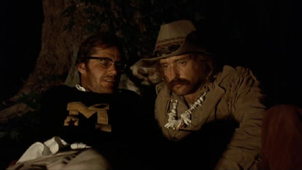 Jack Nicholson and Dennis Hooper - Easy Rider 1969