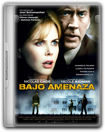 Bajo Amenaza (Trespass) [BRRip] [Español Latino]
