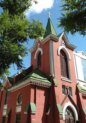 德国路德会基督教堂