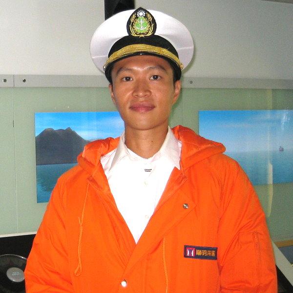 陽明海運工作服
