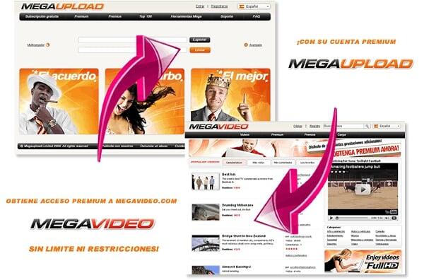 Megaupload Argentina