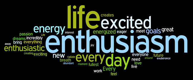 enthusiasm affirmations wordle