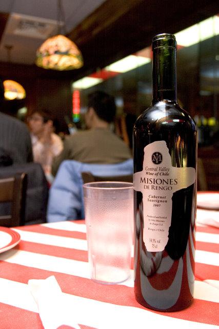 15%的葡萄酒