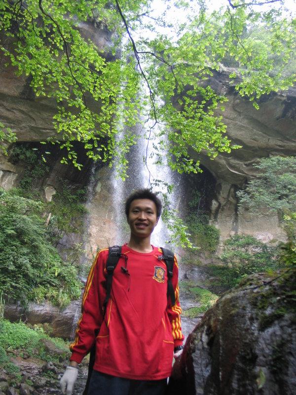 枇杷洞瀑布