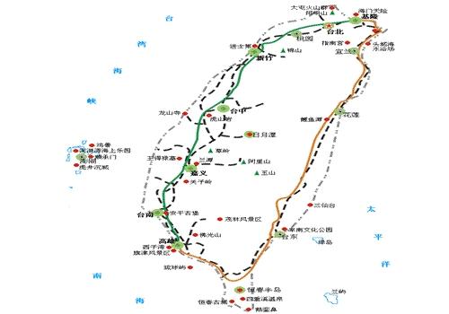 台湾旅游需注意 单独行动提前招呼