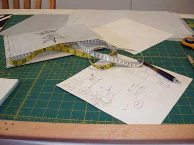 طريقة تعليم التطريز بالنواعه بالصور،تطريز Embroidery_Slate_Fra